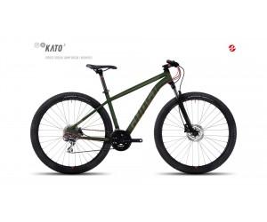 Велосипед GHOST Kato 2 AL 29 (2017 год) фото, купить, киев, запорожье