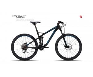 Велосипед GHOST Kato FS 2 AL 27.5 (2017 год) фото, купить, киев, запорожье