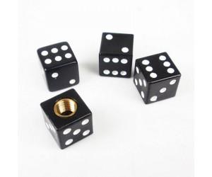 Колпачек на ниппель Кубик (черный) фото, купить, киев, запорожье
