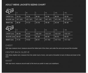 Вело куртка FOX Diffuse Jacket черно/красная