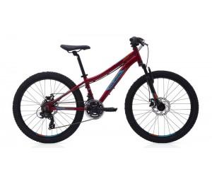 Велосипед POLYGON RELIC 24 RED (2018) фото, купить, киев, запорожье