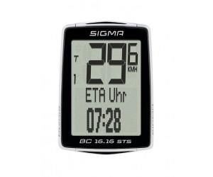 Велокомпьютер Sigma BC 16.16 STS/CAD фото, купить, киев, запорожье