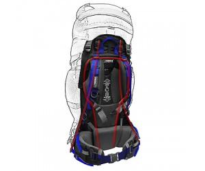 Рюкзак Terra Incognita Vertex Pro 80l