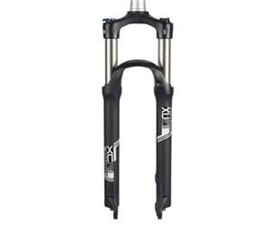 Вилка Suntour XCR-32 LOR DS 120 26/28,6/A-H черный глянцевый фото, купить, киев, запорожье
