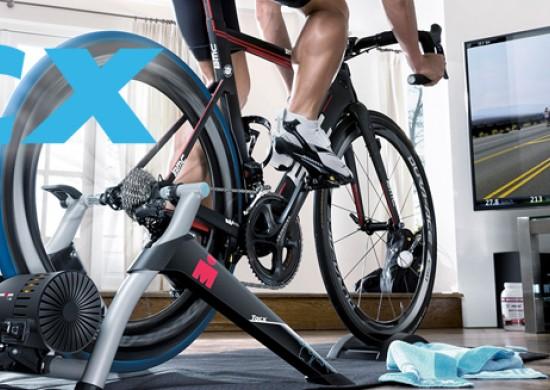 Велотренажеры Tacx и Elite