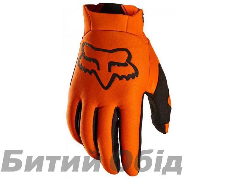 Зимние мото перчатки FOX LEGION THERMO GLOVE