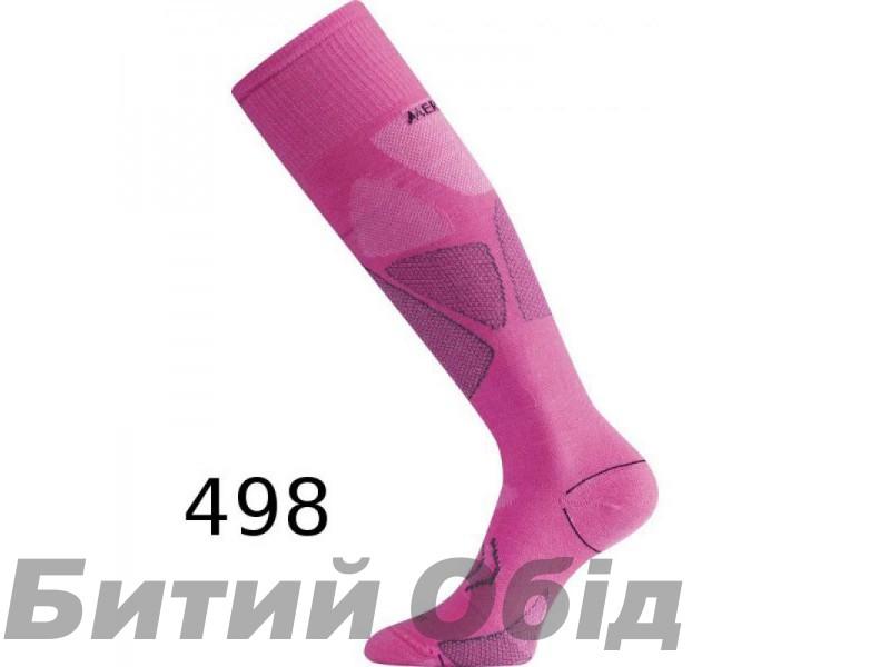 Термоноски лыжи Lasting SWL 498 L (42-45) розовый