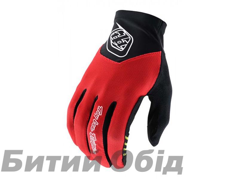 Вело перчатки TLD ACE 2.0 glove [Red]