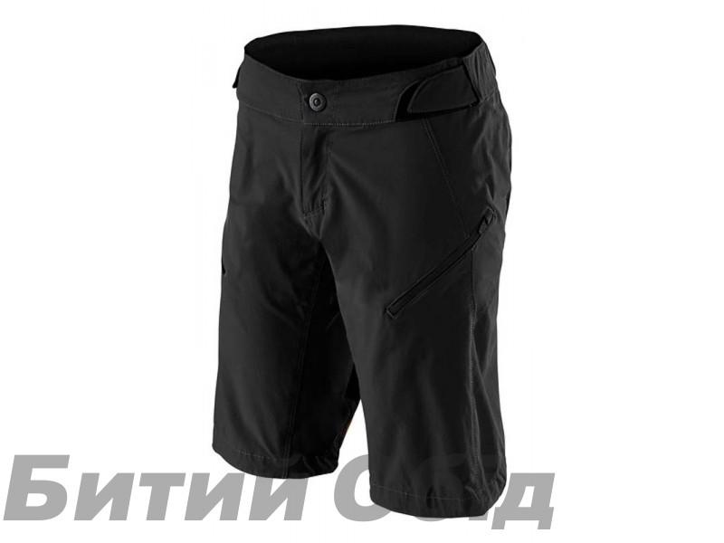 Женские велошорты TLD Lilium Short Shell [Black]