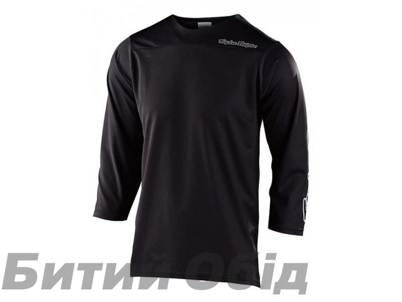 Джерси TLD Ruckus 3/4 Jersey [Black]