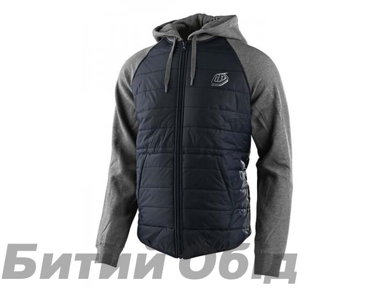 Куртка TLD Racing Quilted Zip Up Hoodie (Navy)