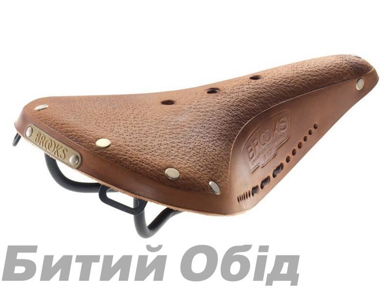 Седло BROOKS B17 AGED Standard Dark Tan