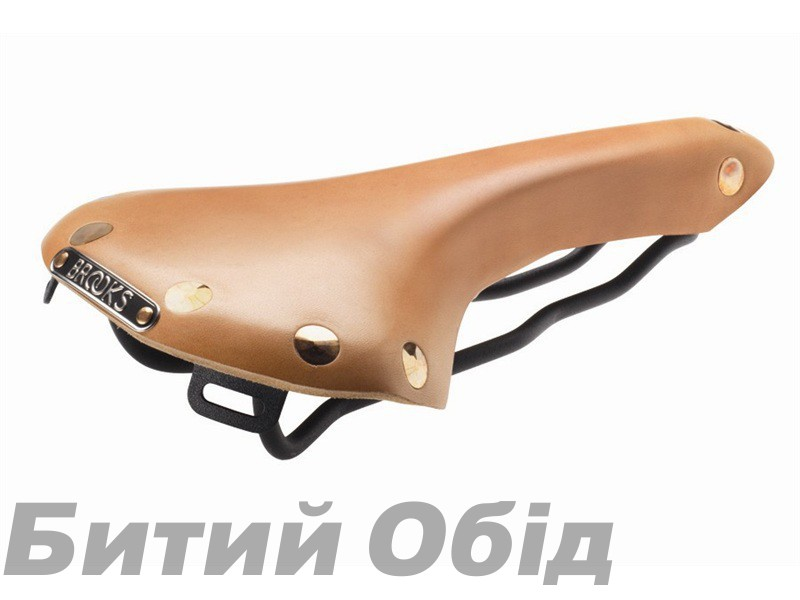 Седло BROOKS B15 Swallow Select