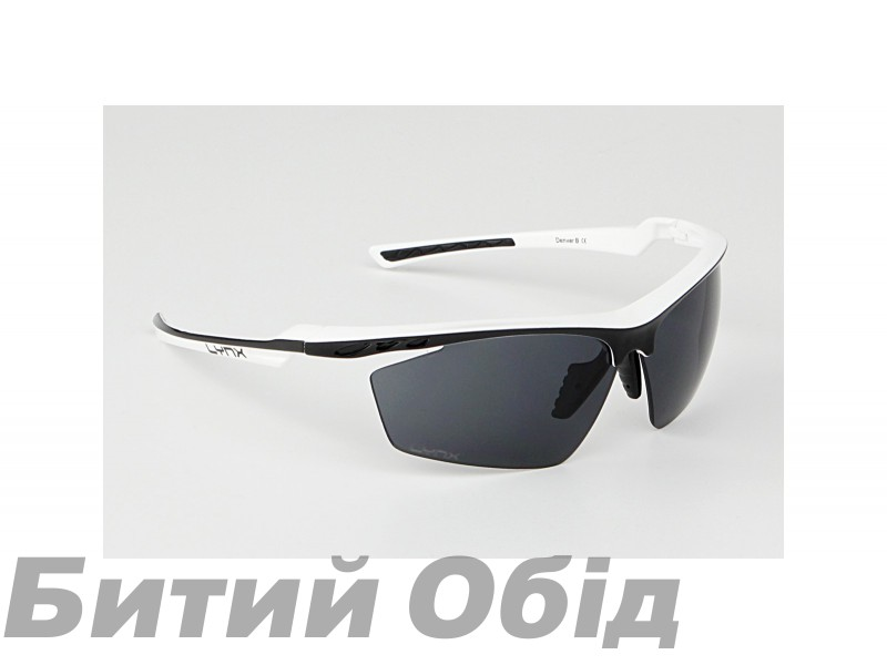 Очки Lynx Denver B shiny white/front black