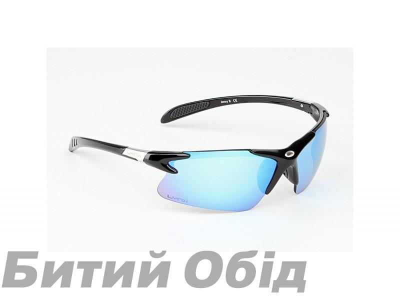Очки Lynx Jersey B shiny black фото, купить, киев, запорожье