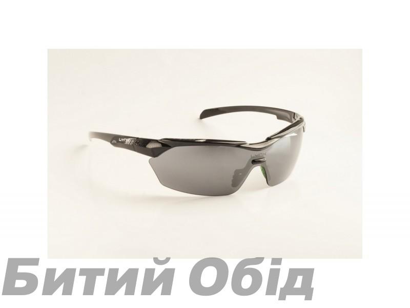 Очки Lynx Portland B shiny black фото, купить, киев, запорожье