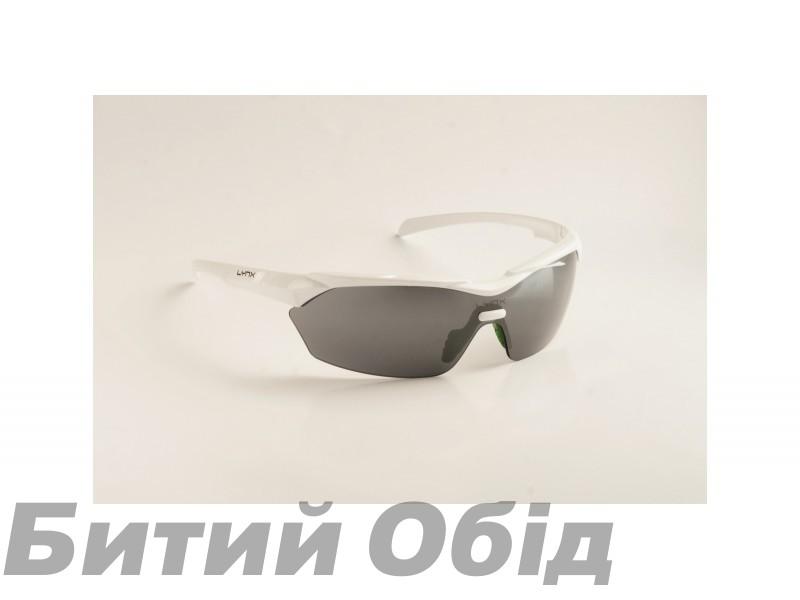 Очки Lynx Portland W shiny white фото, купить, киев, запорожье