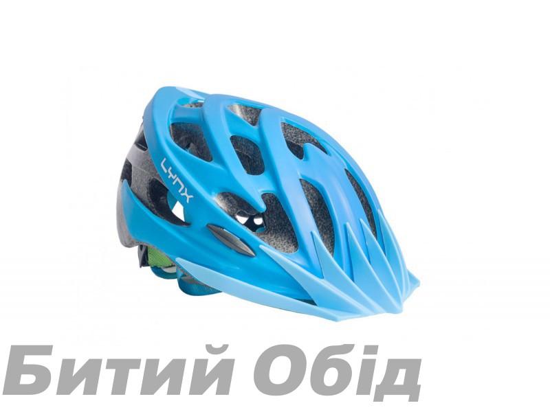 Шлем Lynx Spicak Matt Blue фото, купить, киев, запорожье