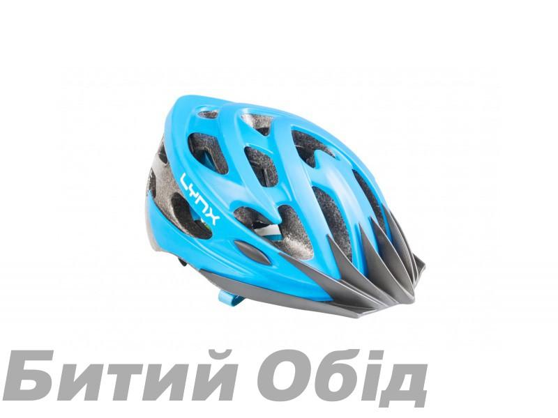 Шлем Lynx Spicak Matt Blue V2 фото, купить, киев, запорожье