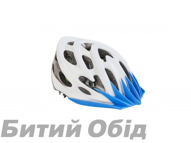 Шлем Lynx Spicak Matt Light Grey V2