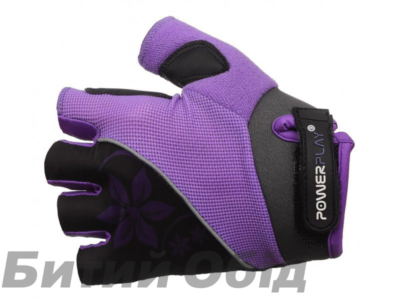 Перчатки женские PowerPlay 5281-D фото, купить, киев, запорожье