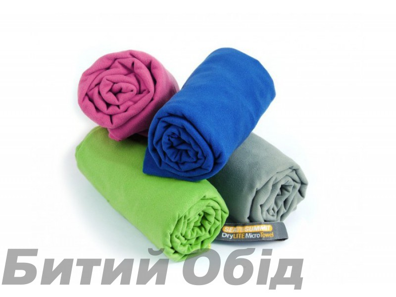 Полотенце SEA TO SUMMIT DryLite Towel XS