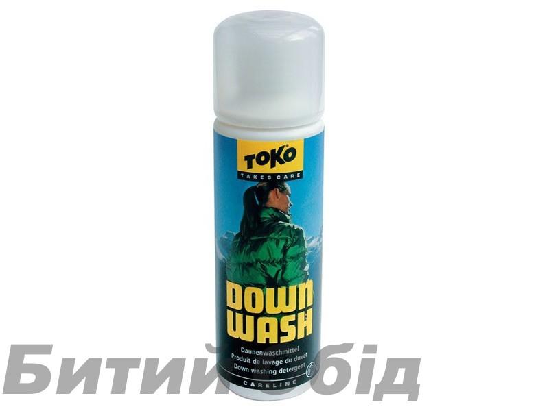 Средство для стирки TOKO Down Wash 200ml фото, купить, киев, запорожье