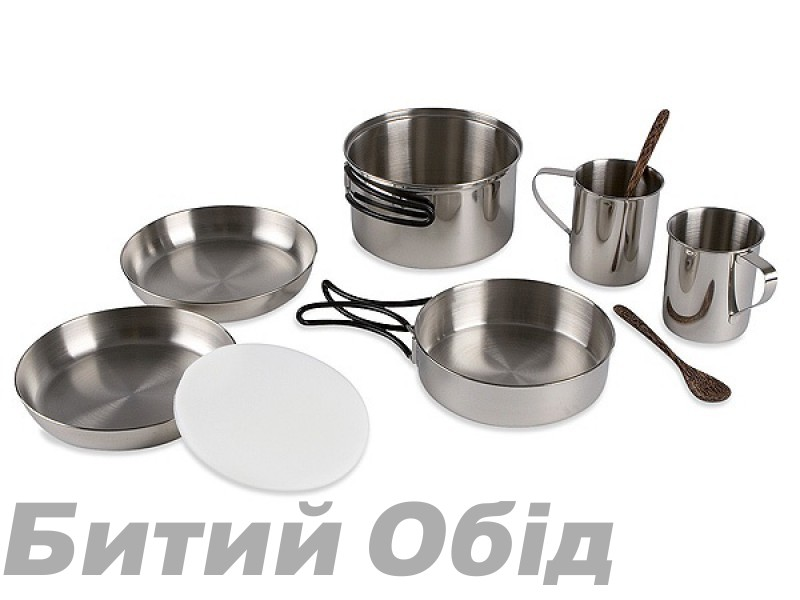 Набор посуды Tatonka Picnic Set