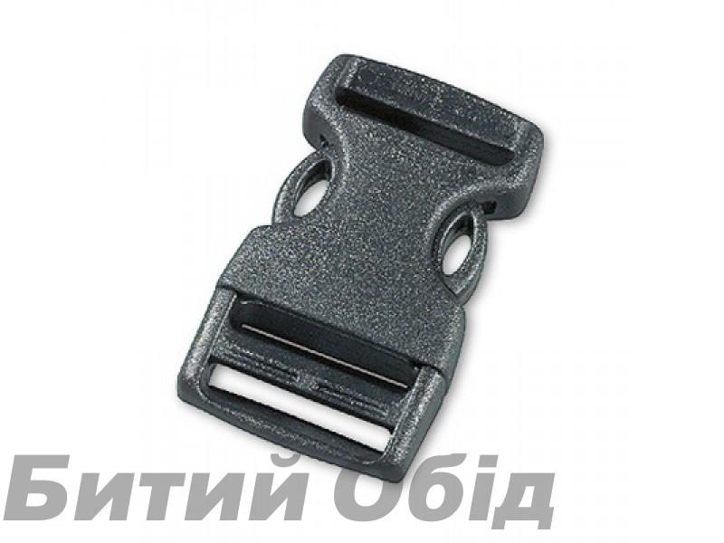 Застежка-фастекс для ремней Tatonka SR-BUCKLE 20mm (2 шт) (Black)