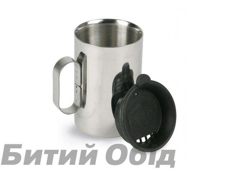 Термокружка с крышкой Tatonka Thermo Delux 400 фото, купить, киев, запорожье