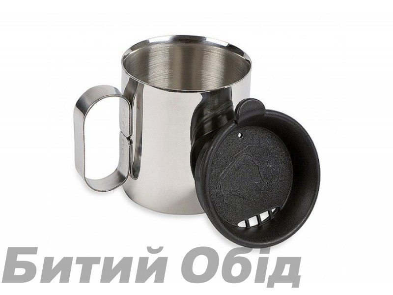 Термокружка с крышкой Tatonka Thermo Delux 300 фото, купить, киев, запорожье