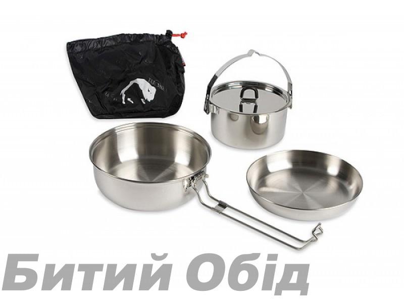 Набор посуды Tatonka Camp Set Regular фото, купить, киев, запорожье