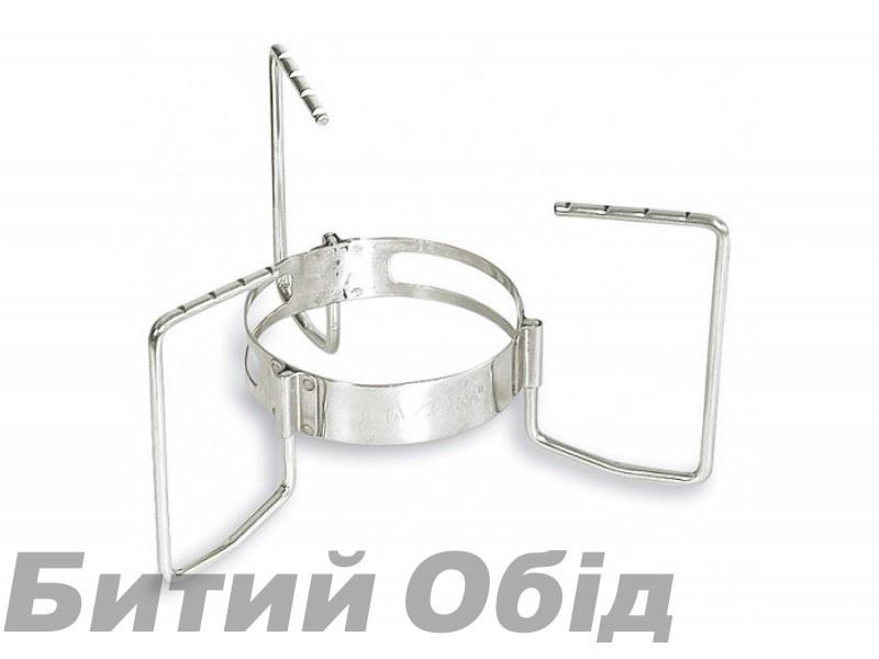Подставка для спиртовой горелки Tatonka Stand Alcohol Burner (Silver)