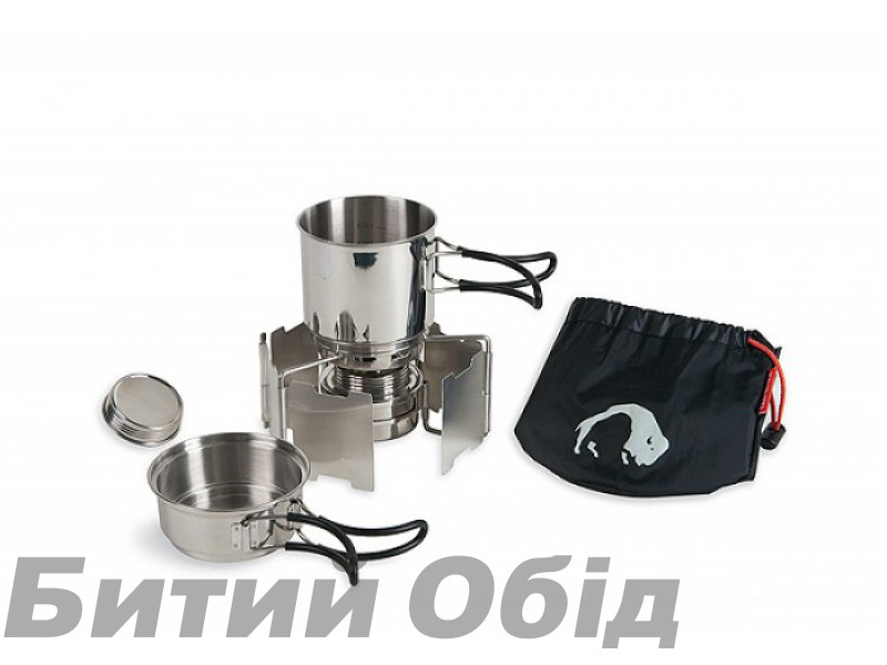 Набор спиртовой горелки Tatonka Alcohol Burner Set фото, купить, киев, запорожье