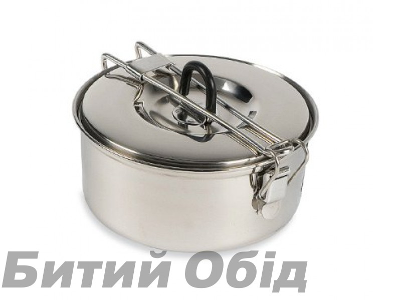 Кастрюля Tatonka Sherpa Pot 1.0L