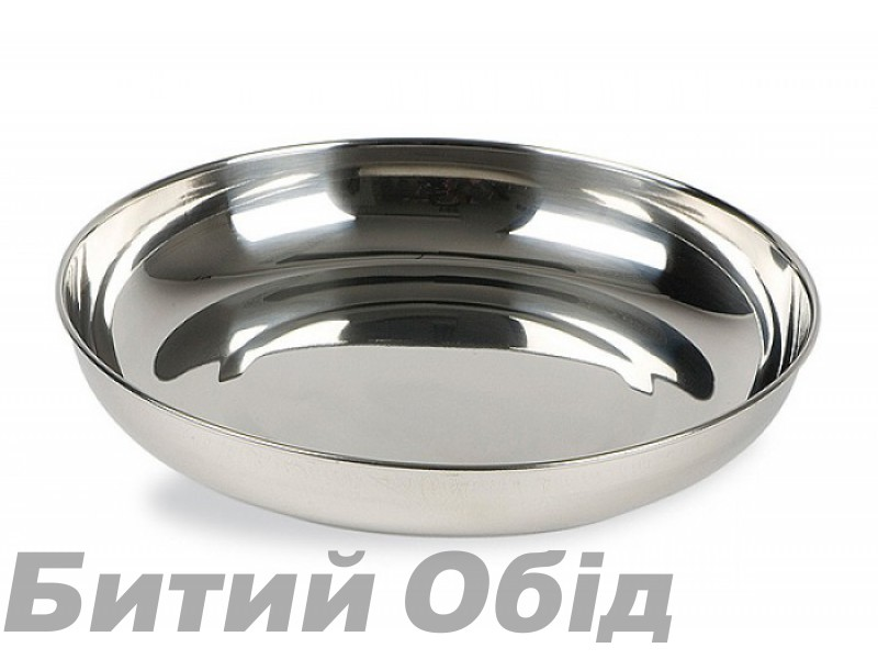 Миска TATONKA Small Plate (Silver)