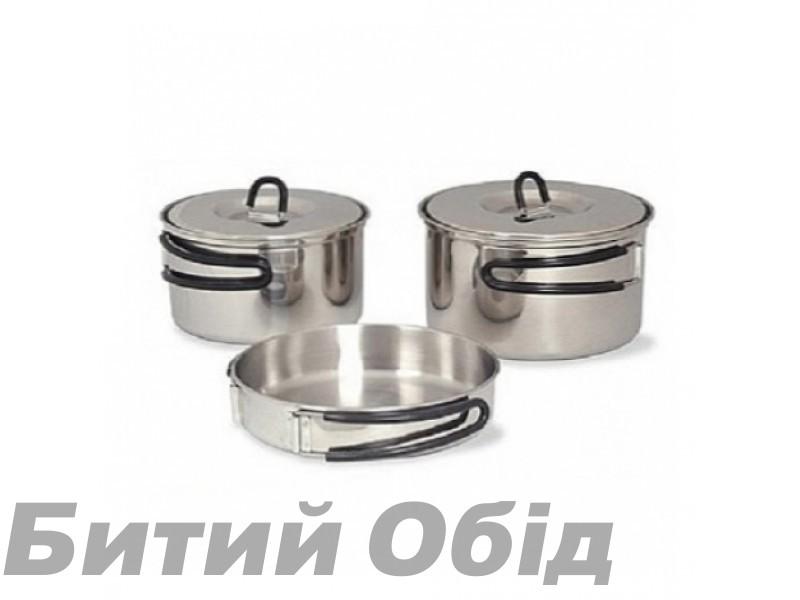 Набор посуды Tatonka Cookset Regular фото, купить, киев, запорожье