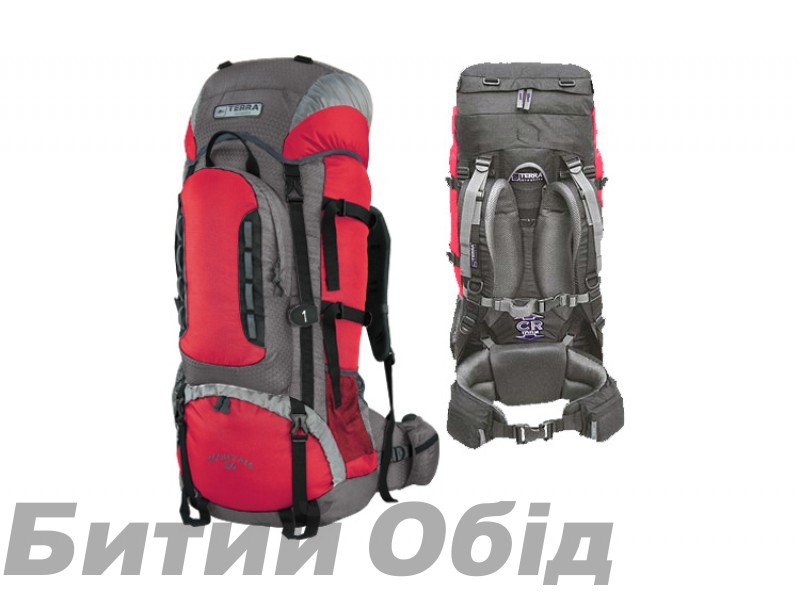Рюкзак Terra Incognita Mountain 65l
