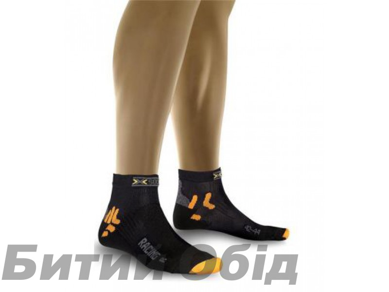 Термоноски мужские X-Socks Bike Racing фото, купить, киев, запорожье