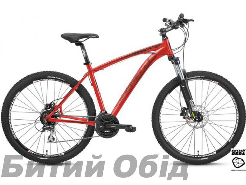 Велосипед Spelli SX-5500 27.5 (2015 года) фото, купить, киев, запорожье