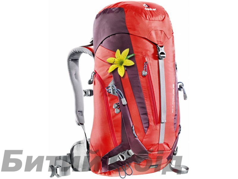 Рюкзак Deuter ACT Trail 28 SL, fire-aubergine