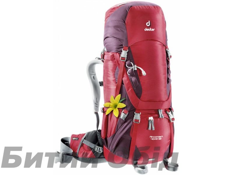 Рюкзак Deuter Aircontact 40+10 SL фото, купить, киев, запорожье