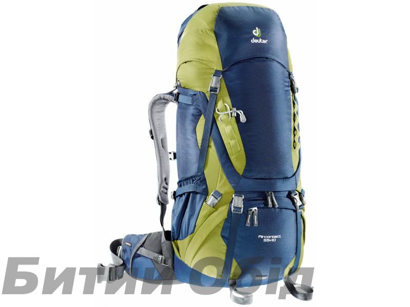 Рюкзак Deuter Aircontact 55+10 фото, купить, киев, запорожье