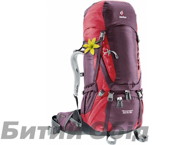 Рюкзак Deuter Aircontact 60+10 SL фото, купить, киев, запорожье