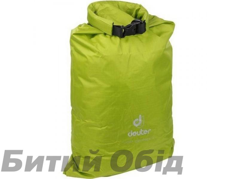 Гермомешок Deuter Light Drypack 8l фото, купить, киев, запорожье