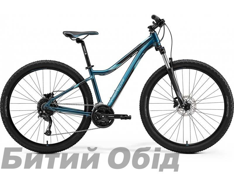 Велосипед MERIDA MATTS 7.30 BLUE(TEAL) 2021 год