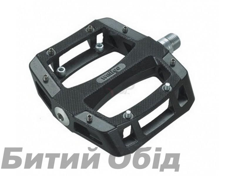 Педали Wellgo LU-A52 (черные)