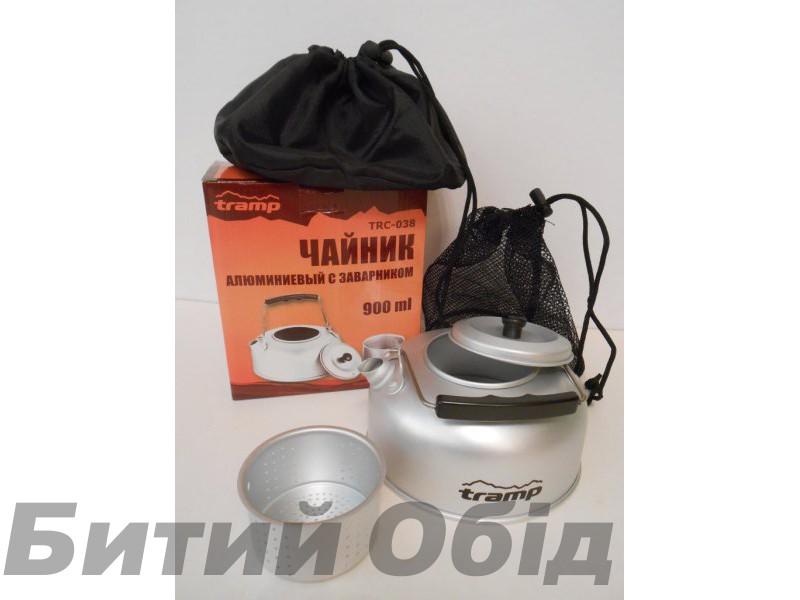 Чайник алюминиевый 0,9л Tramp TRC-038 фото, купить, киев, запорожье