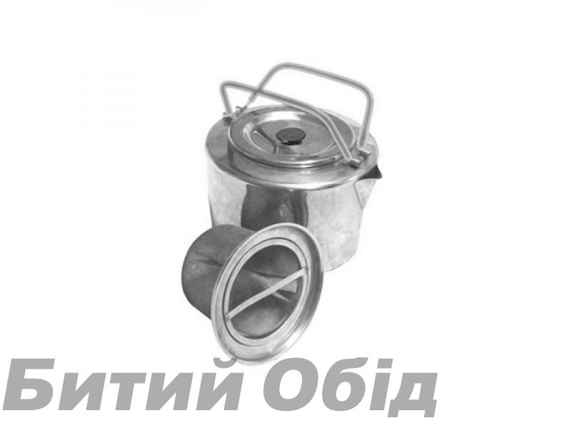 Чайник из нержавейки 1,2 л Tramp TRC-066 фото, купить, киев, запорожье