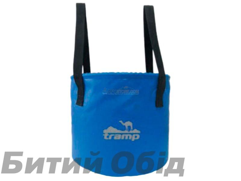 Ведро складное 12л Tramp TRC-071